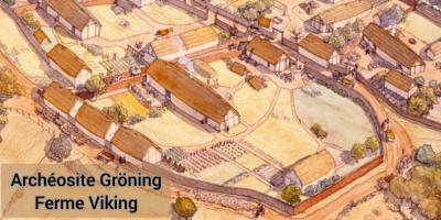 Archéosite ferme Gröning