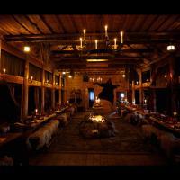 Le Centre viking de Rosala