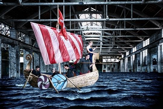 La compagnie du Bátar, à Toulouse, prête à parcourir 8000 km pour rejoindre les fjords norvégiens