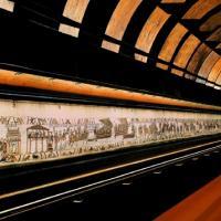 France - La tapisserie de Bayeux de retour au Royaume-Uni en 2022