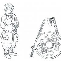 Graine de guerrier viking