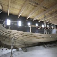 Gungnir à l'Espace culturel Viking - Photo: Vikingar