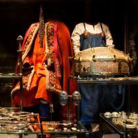 Tenues et bijoux vikings, exposition