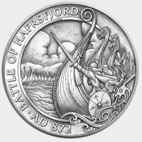 Île de Man - Une nouvelle collection de médailles commémoratives en hommage aux Vikings