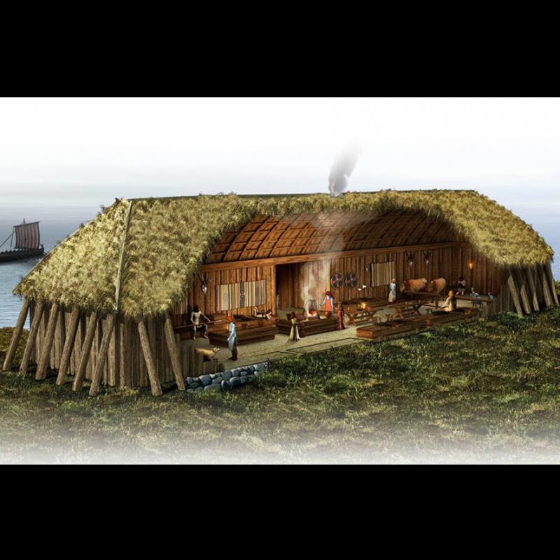 L 39 habitat des vikings for Agencement d une maison