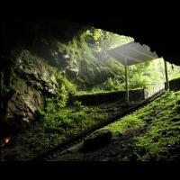 Grotte de Dunmore, Irlande