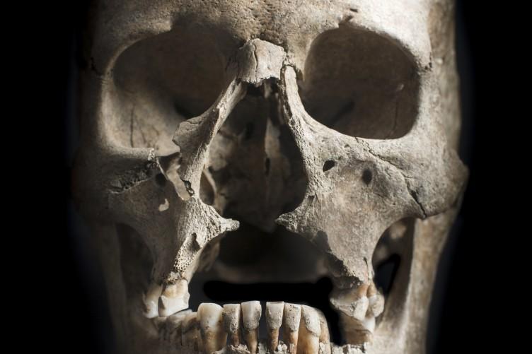 Des cimetières, des maisons et des squelettes, comme celui de Gunnar, découverts dans le quartier de Wood Quay à Dublin.