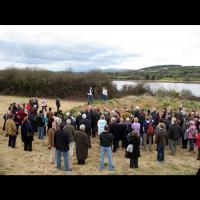 Le site archéologique de Woodstown, Irlande