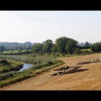 Les fouilles archéologiques sur le site de Linn Duachaill, Irlande