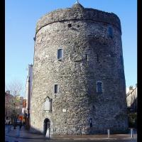 Le musée des trésors vikings Reginald's Tower à Waterford, Irlande