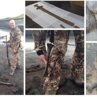 Islande decouverte d un femur par des chasseurs photo par s var gudjonsson