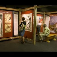 Le musée Saga Centre à Hvolsvöllur, Islande