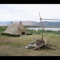 Le site de Gásir, Islande
