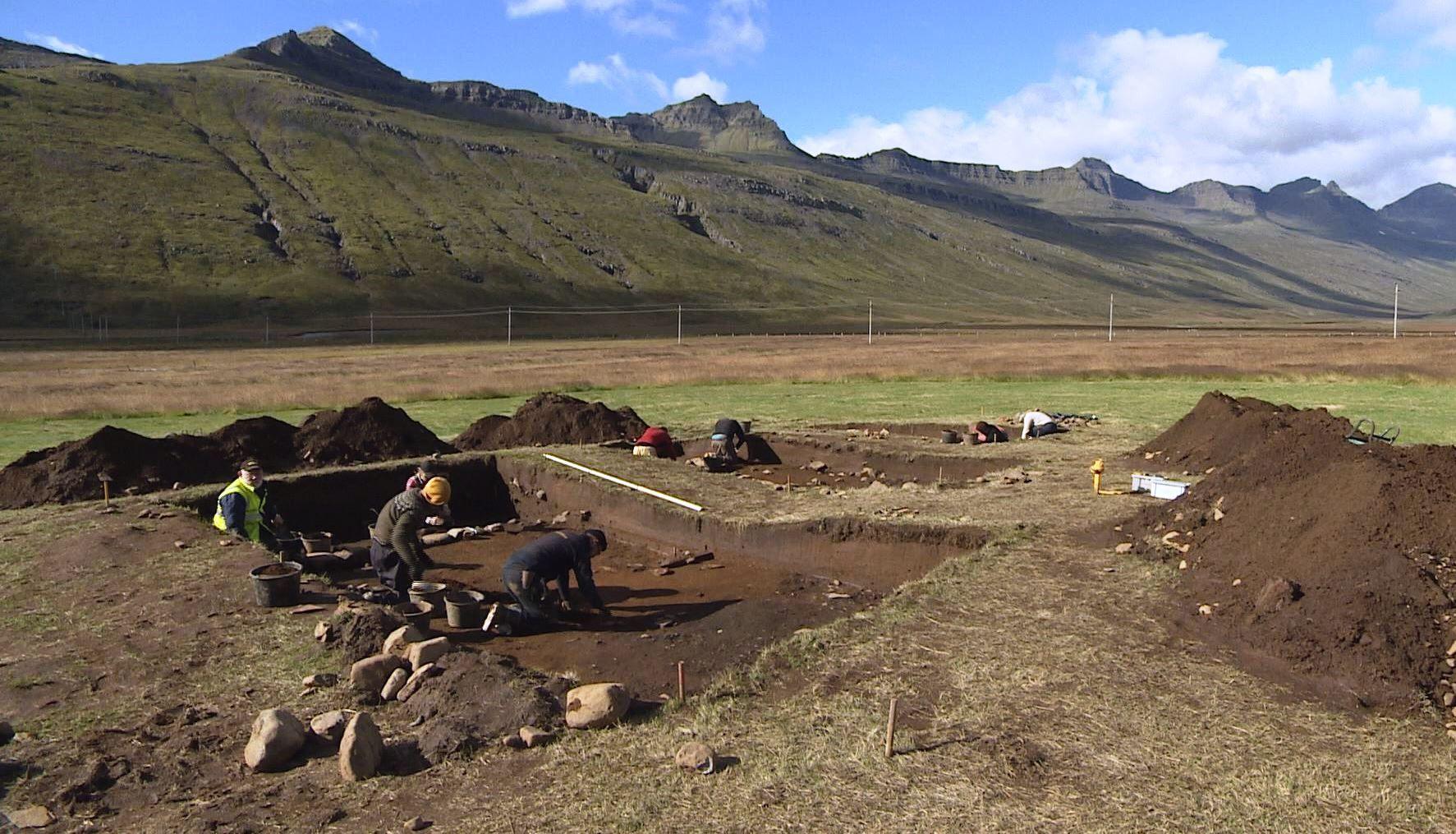 Islande, le site de Stöðvarfjörður