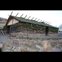 Islande, le temple Ásheimur Hof à Skagafjörður