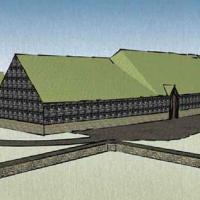 Islande projet de construction d un village viking a mosfellsdalur photo storsaga