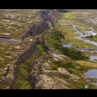 Le Thingvellir, en Islande, lieu du premier et plus ancien Parlement