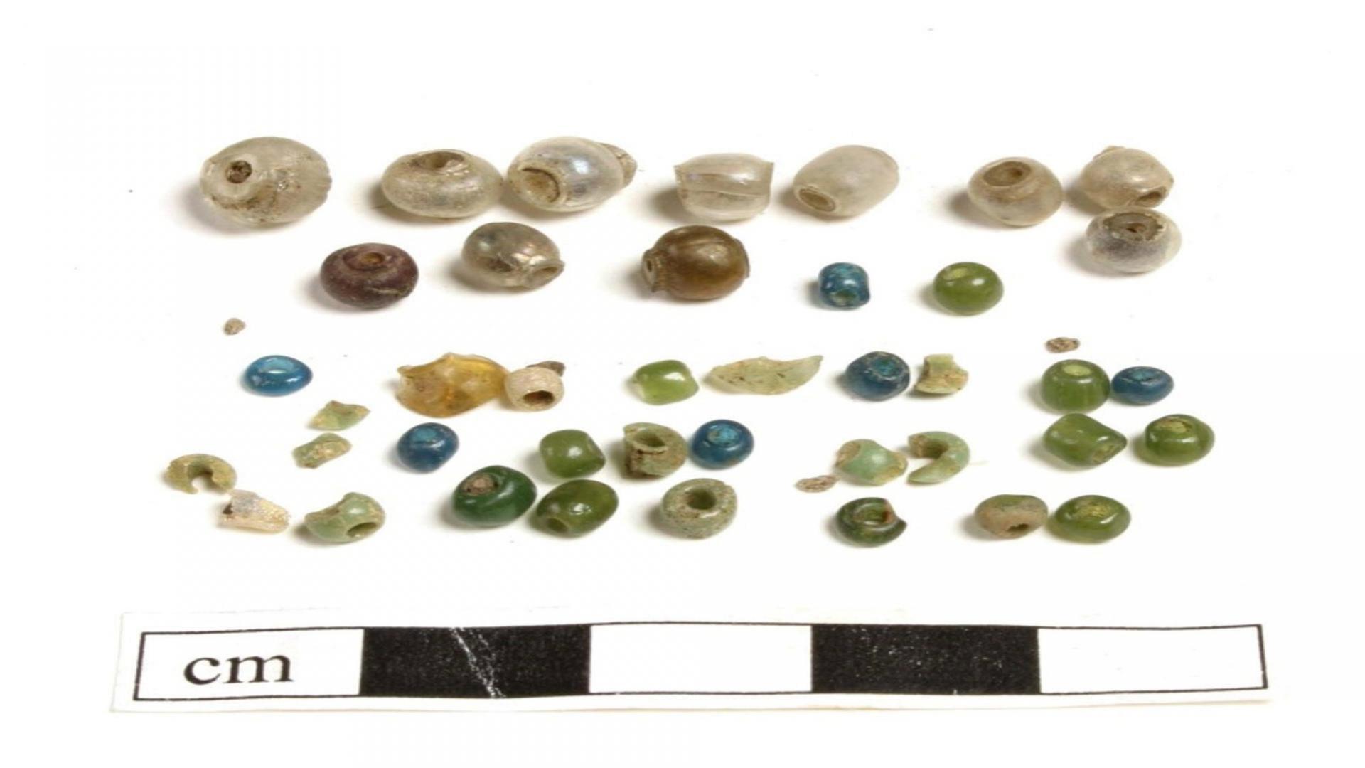 Islande - Une partie des 526 perles de la mystérieuse