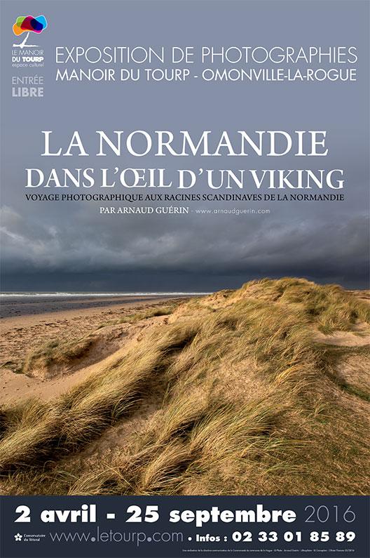 La normandie dans l oeil d un viking