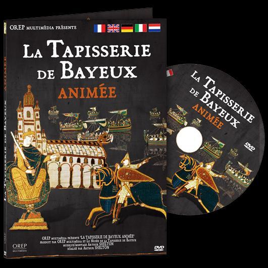 Conf rences en ligne et documentaires dvd - Tapisserie de bayeux animee ...