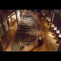 Le bateau d'Äskekärr - Photo: Musée municipal de Göteborg