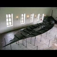 Le bateau de Tune au Musée des Bateaux vikings d'Oslo - Photo: Wikimedia Commons