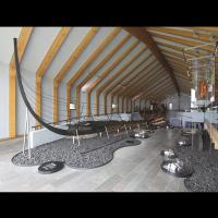 Le Haithabu 1 Musée viking d'Haithabuen Allemagne - Photo: Kai-Erik Ballak