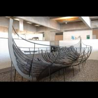 Le Skuldelev 1 - Photo Musée des Navires vikings de Roskilde