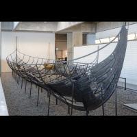 Le Skuldelev 2 - Photo Musée des Navires vikings de Roskilde