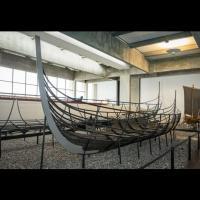 Le Skuldelev 6 - Photo Musée des Navires vikings de Roskilde