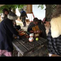 Les corbeaux de Grimnir en pleine préparation du repas
