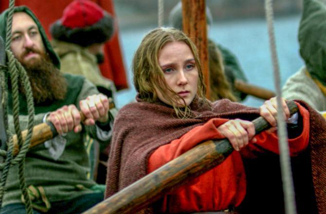 Les guerrières vikings - Photo: Arte
