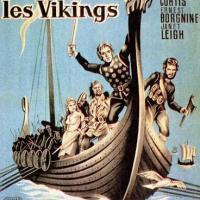 Les Vikings - Affiche de 1958