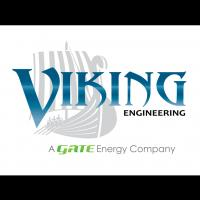 Logo viking engineering
