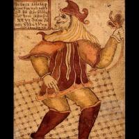 Loki - Illustration Ólafur Brynjúlfsson