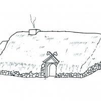Maison longue viking