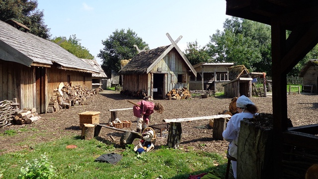 Un village viking prochainement en France