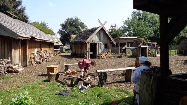 Un village viking prochainement en France