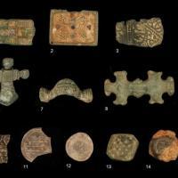 Norvège - Artefacts découverts par des détectoristes provenant de 3 endroits avec le même toponyme, Sem - Photo: Birgit Maixner / Musée d'Histoire culturelle de l'Université d'Oslo