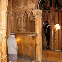 Norvège - Les chercheurs ont pu dater avec précision plusieurs églises en bois debout grâce à la dendrophoto - Photo: Leif Anker / Gemini.no