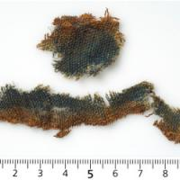 Les vikings les plus aisés portaient des sous-vêtements en lin, de couleur bleu