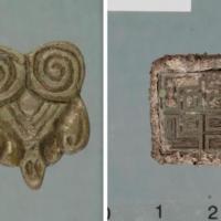 Norvège - Objets d'importation à l'Âge Viking découverts à Sandtorg - Photo:Julie Holme Damman / Musée de l'Université de Tromsø