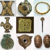Norvege plus de 400 objets vikings voles