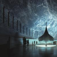 Norvège - Projet du nouveau Musée de l'Âge Viking - Image: UiO
