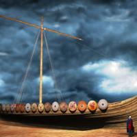 Réplique du navire Myklebust