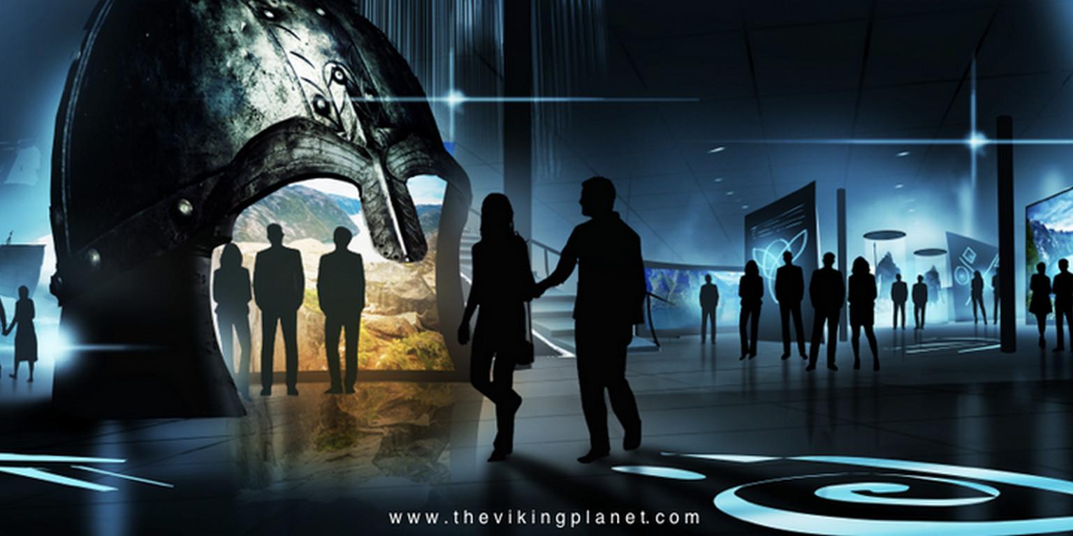 Norvège - Une nouvelle expérience immersive et high-tech pour explorer l'Âge Viking à Oslo - Photo: The Viking Planet