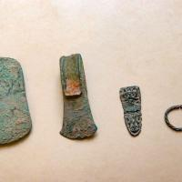 Objets vikings donnes au national museum irlande