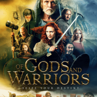 Affiche Of Gods and Warriors
