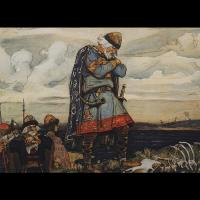 Oleg le Sage, par Viktor Vasnetsov - 1899