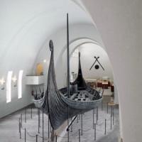 Le bateau d'Oseberg